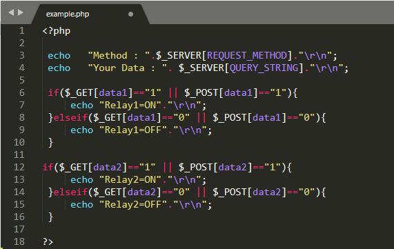 ارسال دیتا به سرور توسط sim800